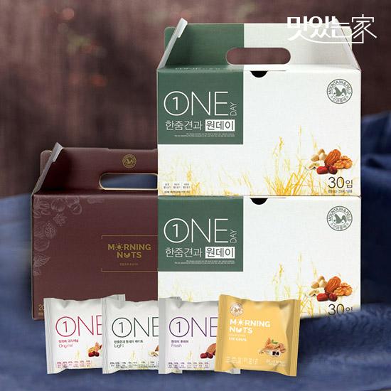 [맛있는家] 산과들에 원데이오리지널 30봉+30봉+30봉 선물세트