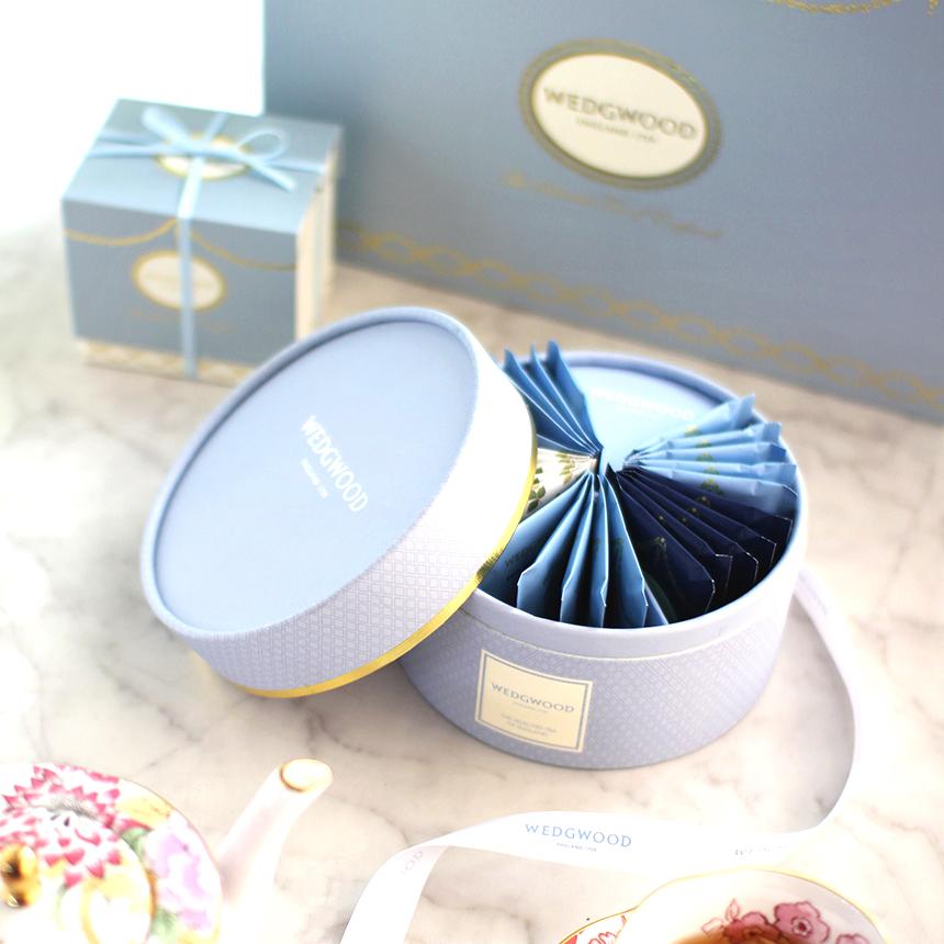 [맛있는家] 웨지우드 영국 왕실 티 컬렉션 선물세트