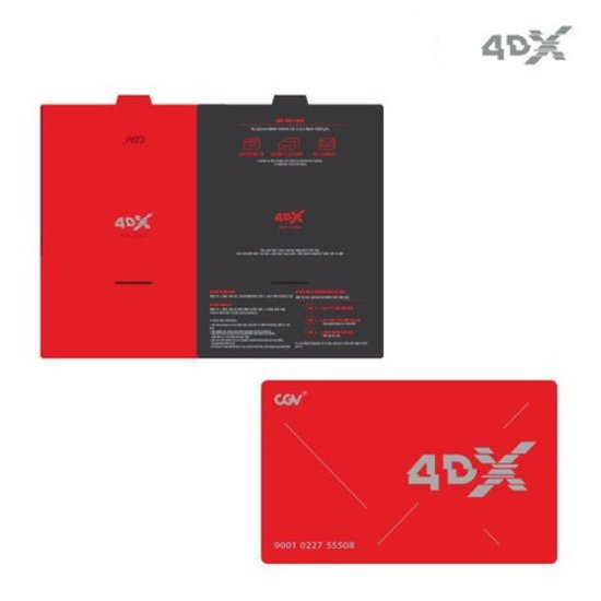 [CGV 4DX] 어벤져스를 4DX로 즐기자