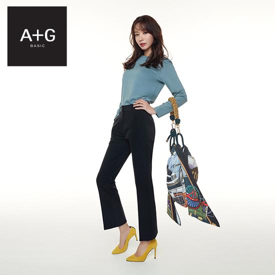 [A+G]엣지 SPRING19 리얼 텐션업 팬츠 3종