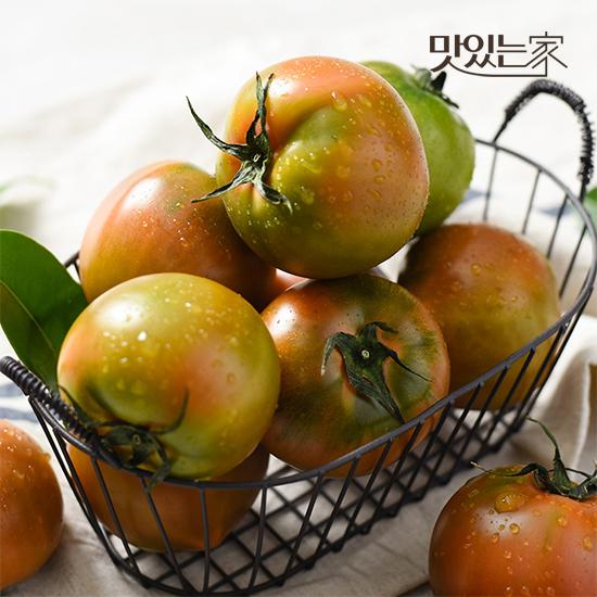 [부산직송]지금이 제철 대저 짭짤한 토마토 2.5kg/5kg