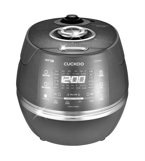 [10인용]쿠쿠 IH메탈릭에코 2기압 밥솥 CRP-CHS108FD/FS[사은품 에어프라이어]