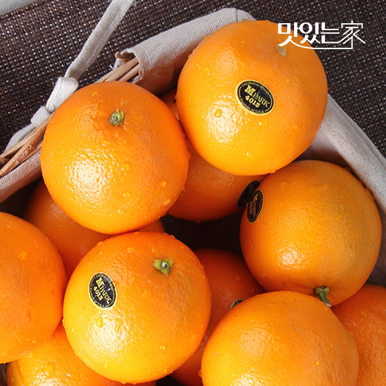 캘리포니아 블랙라벨 오렌지 17과/ 2개구매시 4과 더